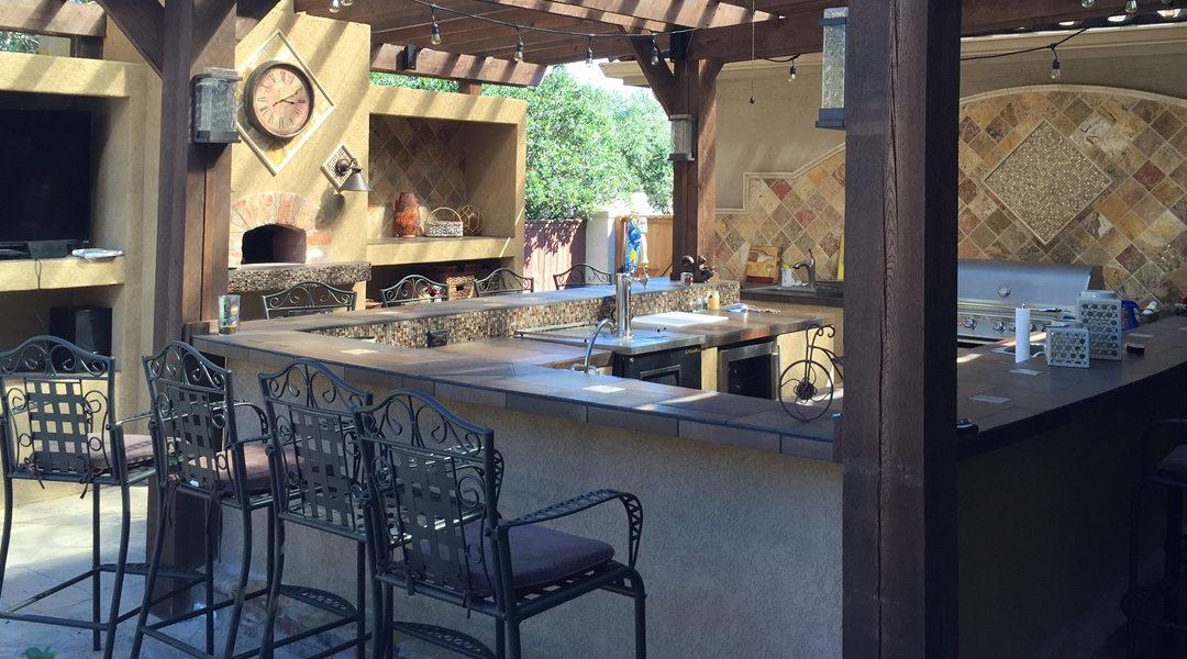 6 Amazing Outdoor Kitchen Ideas Zstone Creations